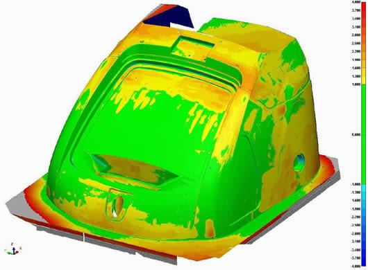 CAD data for inspection