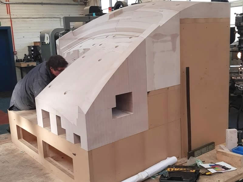 The construction of the master model