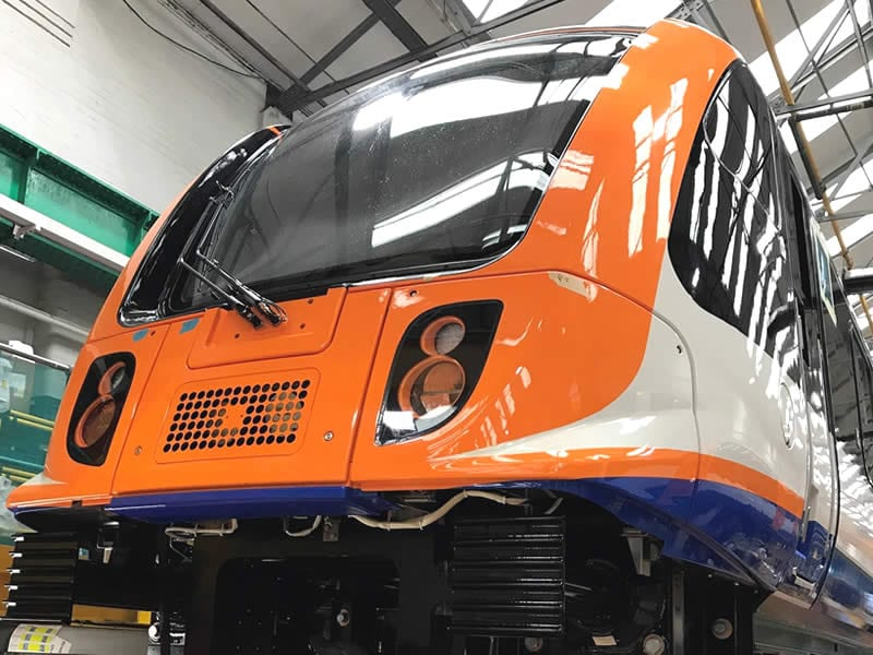 Class 720 East Anglia ? Cab Structure