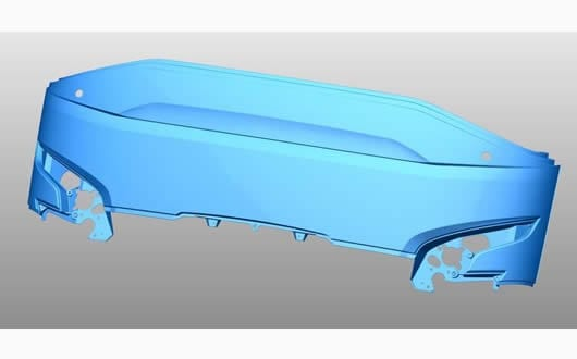 VDL Front Belly Plate